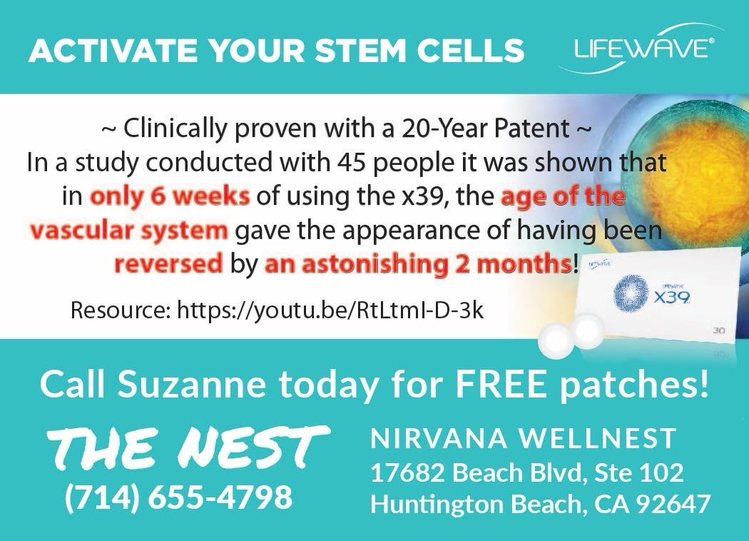 Activate Stem Cells